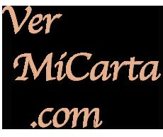 Tienda VerMiCarta